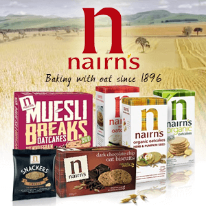 Nain's - Baking with oat since 1896