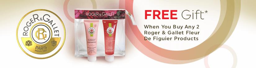 Roger & Gallet Fleur de Figuier Free Gift Set