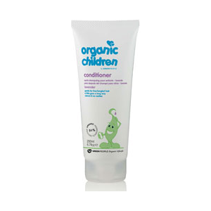 Green People Organic Children Conditioner - Lavender
