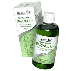 HealthAid Massage Oil  - Revitalising Massage Oil