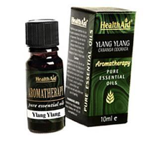 HealthAid Single Oil - Ylang Ylang Oil (Cananga Odorata)