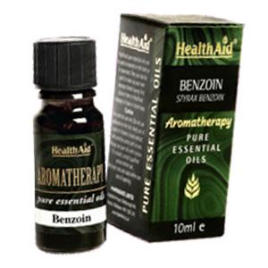HealthAid Single Oil - Benzoin Oil (Styrax benzoin)