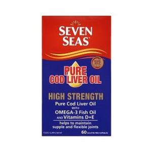 Seven Seas One A Day Pure Code Liver Oil + Miltivitamins