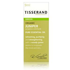 Tisserand Juniper Organic Essential Oil