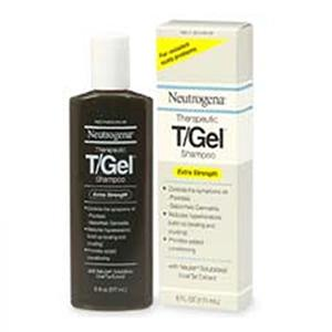 Neutrogena T-Gel Anti-Dandruff Shampoo for Normal/Dry Hair