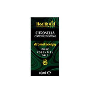 HealthAid Single Oil - Citronella Oil (Cymbopogon nardus)