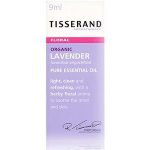 Tisserand Lavender Organic Essential Oil