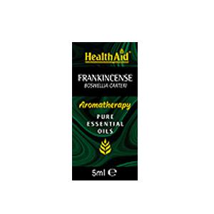 HealthAid Single Oil - Frankincense Oil (Boswellia carteri)