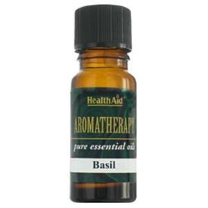 HealthAid Single Oil - Basil Oil (Ocimum basilicum)