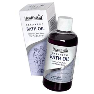 HealthAid Bath Oil  - Relaxing Bath Oil