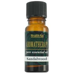 HealthAid Single Oil - Sandalwood Oil (Santalum album)