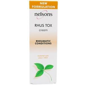 Nelsons Rhus Tox / Rheumatic Cream