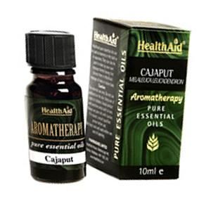 HealthAid Single Oil - Cajaput Oil (Melaleuca leucadendron)