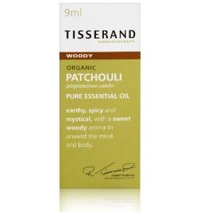 Tisserand Patchouli Organic Essential Oil