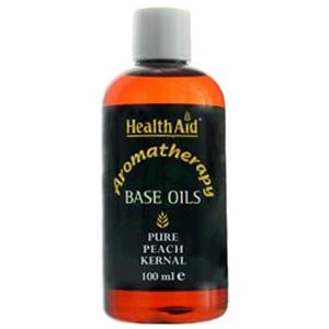 HealthAid Base Oil - Peach Kernal Oil