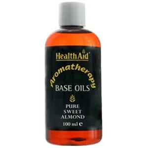 HealthAid Base Oil - Sweet Almond Oil