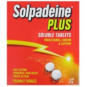 Solpadeine Plus Solubles