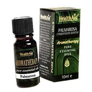 HealthAid Single Oil - Palmarosa Oil (Cymbopogon martini)