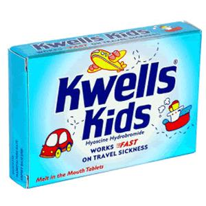 Kwells Kids Tablets