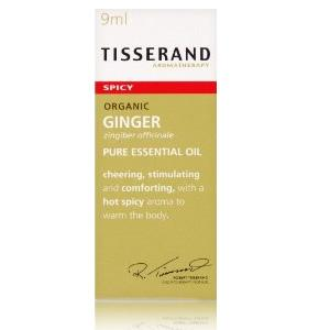 Tisserand Ginger Organic Essential Oil
