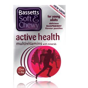 Bassett's Active Health Multivitamins with Minerals