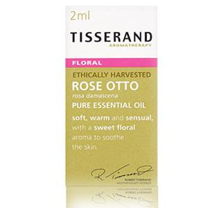 Tisserand Rose Otto Ethically Harvested Essential Oil