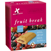 Molenaartje Organic Red Fruit Fruit Breaks 6 Pack