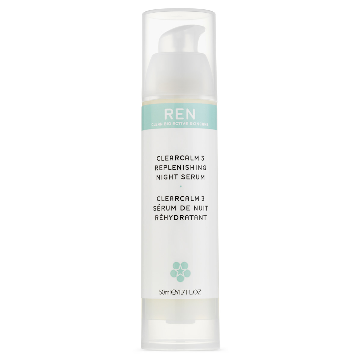 REN ClearCalm 3 Replenishing Clarity Serum