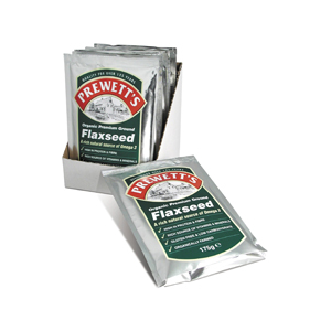 Prewetts Organic Premium Ground Flaxseed