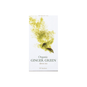 Hampstead Organic Ginger Green Tea