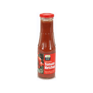 Whole Earth Organic Tomato Ketchup - No Sugar