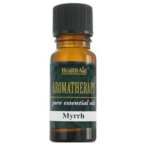 HealthAid Single Oil - Myrrh Oil (Commiphora myrrha)
