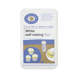 Doves Gluten Free Self Raising Flour