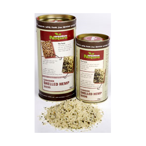 Creative Nature Shelled Hemp Seed 150g