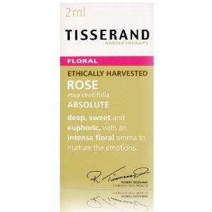 Tisserand Rose Absolute Ethically Harvested Essential Oil
