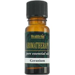 HealthAid Single Oil - Geranium Oil (Pelargonium graveolens)