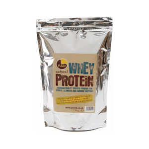 Pulsin Whey Protein Isolate - 100% Natural