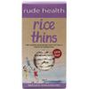 Rude Health Organic Rice Thins