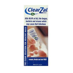 Clearzal BAC - The Complete Nail System