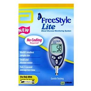 FreeStyle Lite Blood Glucose Monitor