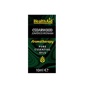 HealthAid Single Oil - Cedarwood Oil (Juniperus virginiana)