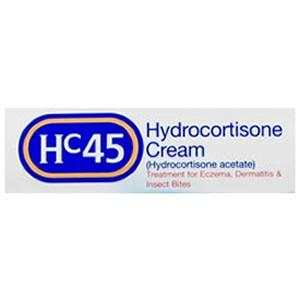 Hc45 Hydrocortisone Cream