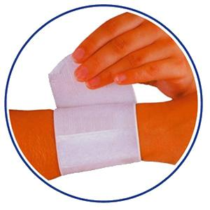 Fortuna Elasticated Wrist Support
