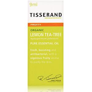 Tisserand Lemon Tea-Tree Organic Essential Oil