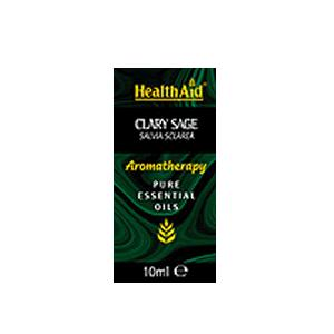 HealthAid Single Oil - Clary Sage Oil (Salvia sclarea)