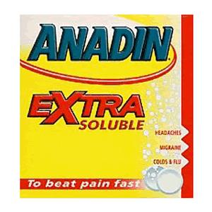 Anadin Extra Soluble