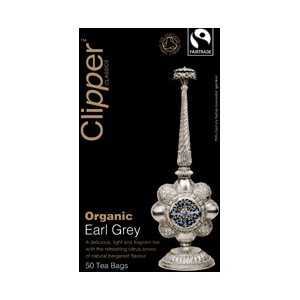 Clipper Fairtrade Organic Earl Grey Tea