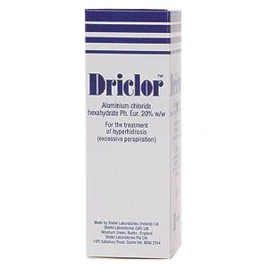 Driclor Roll-On For Excessive Sweating