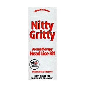 Nitty Gritty Aromatherapy Headlice Kit