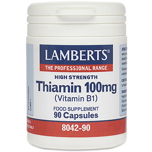 Lamberts Thiamin 100mg